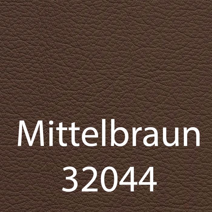 Mittelbraun 32044 Leder