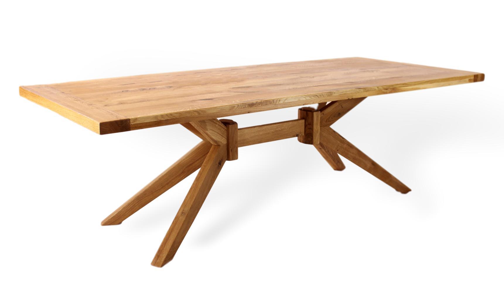 LIAL   Besonderer, preisgekrönter Designertisch aus Massivholz