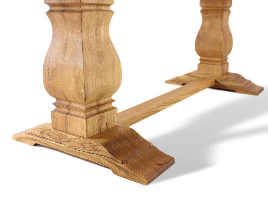 Esstisch aus massivholz edel verarbeitet