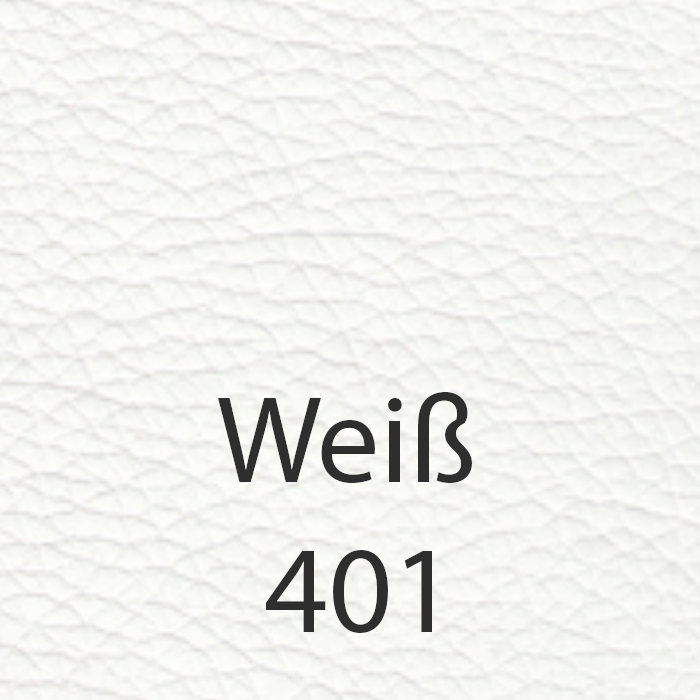 Weiß 401 Leder