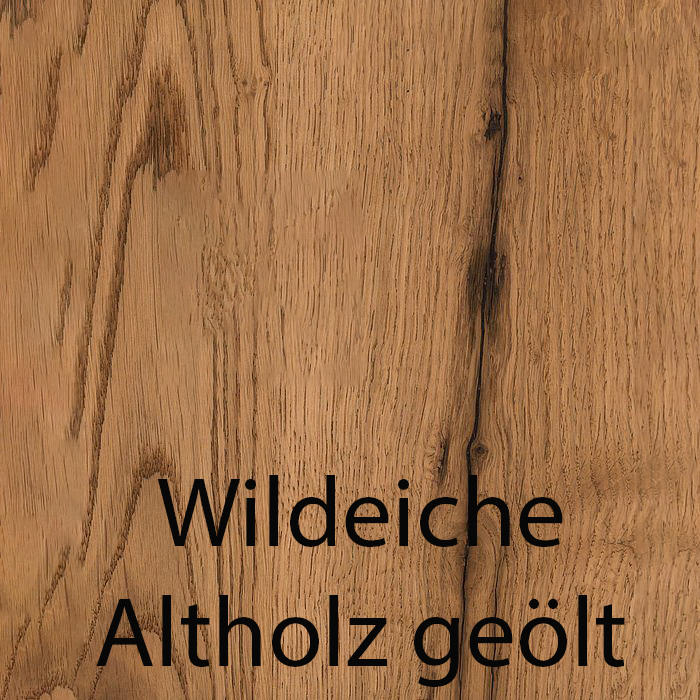 Wildeiche Altholz geölt