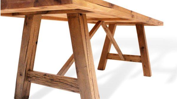 mediteraner esstisch aus massivholz edel verarbeitet