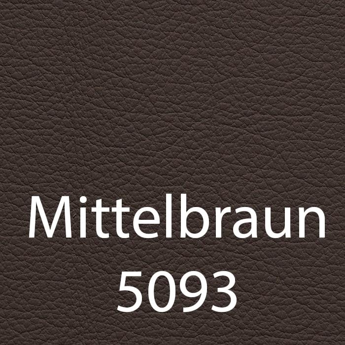 Mittelbraun 5093 Kunstleder