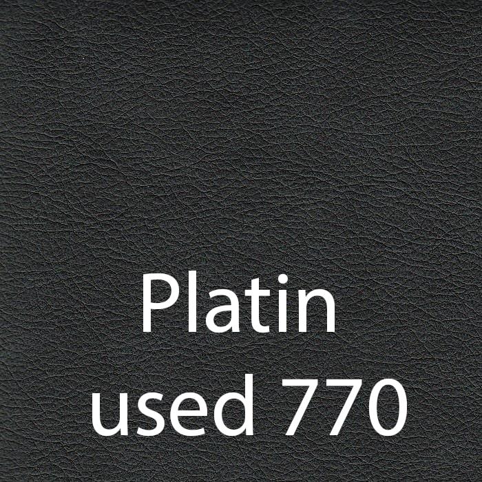 Platin used 770 Kunstleder