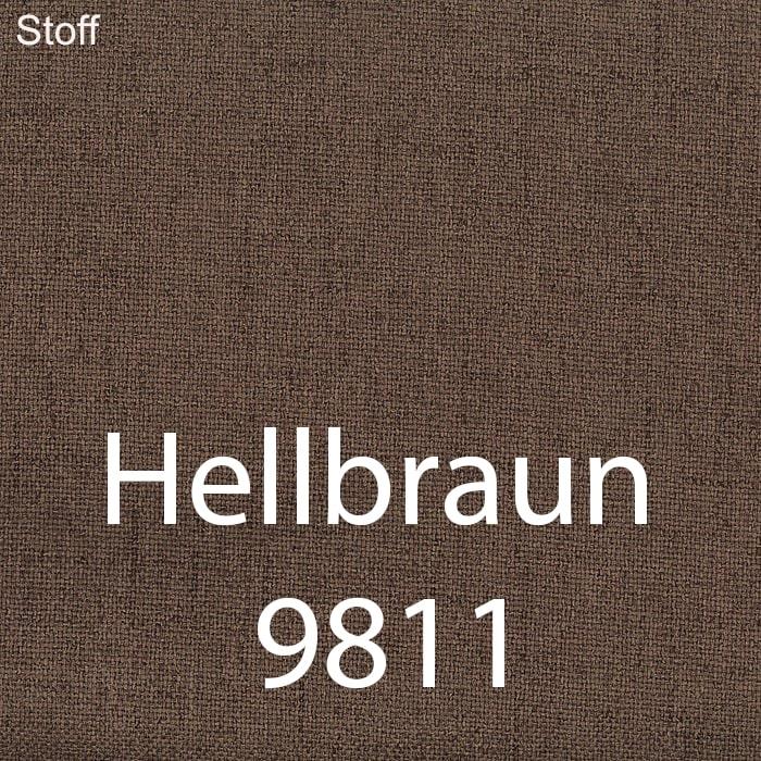 Hellbraun Stoff