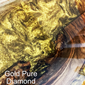 Gold Pure Diamond