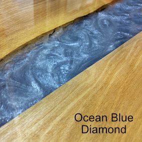 Ocean Blue Diamond