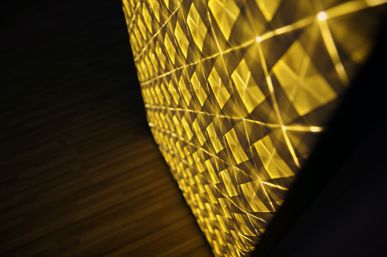 Besondere LED Wall