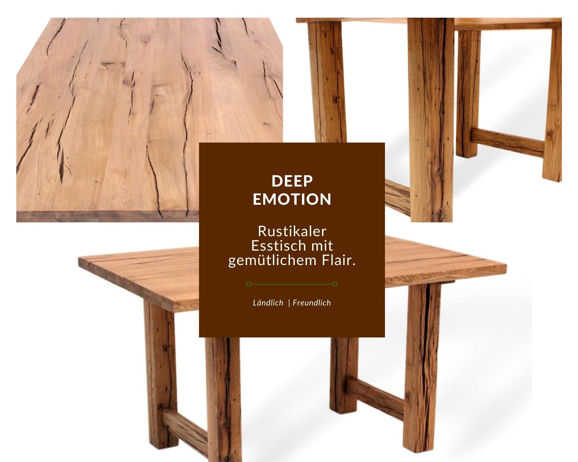 deep-emotion-massivholz esstisch rustikal designer tisch