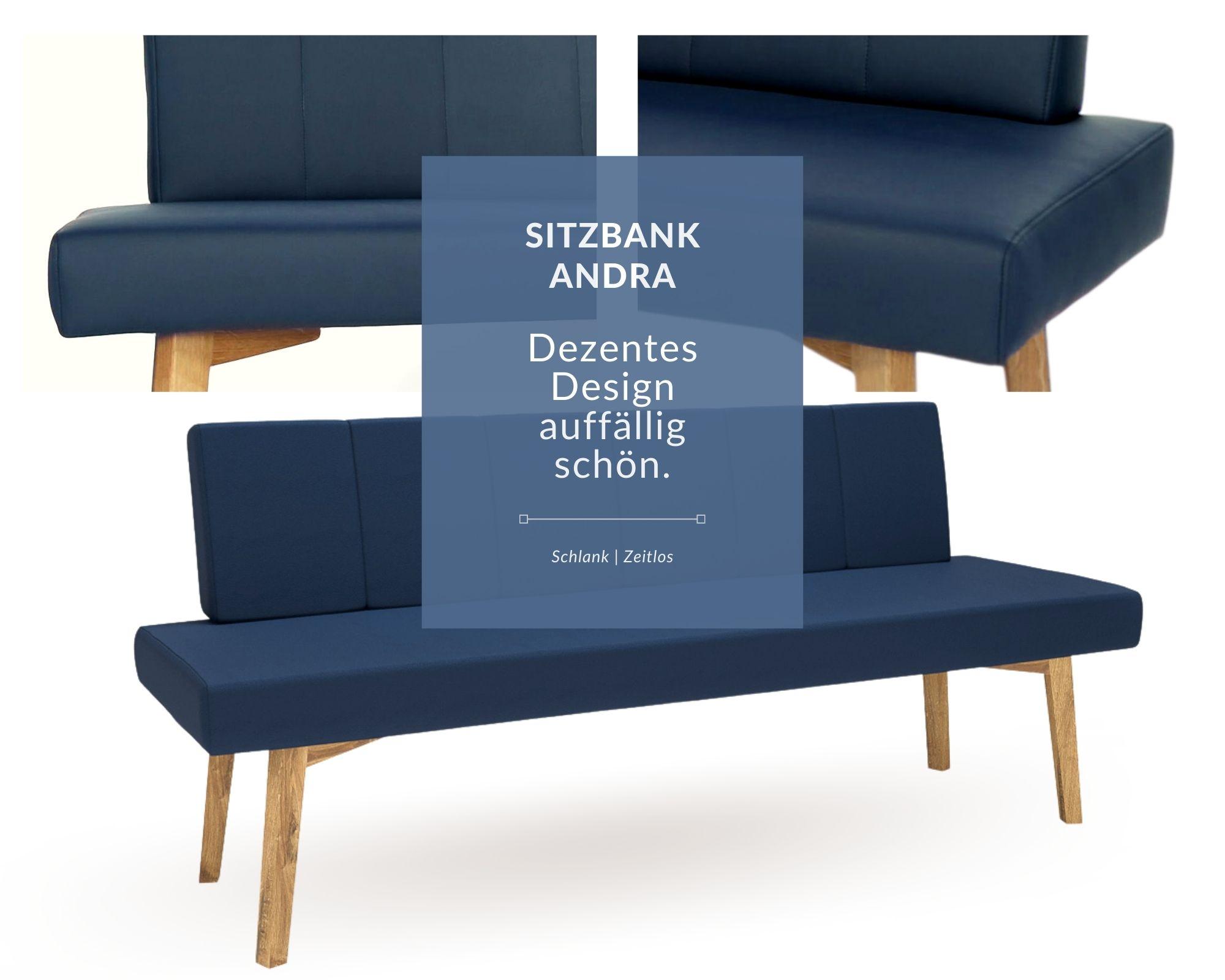 moodboard moderne sitzbank