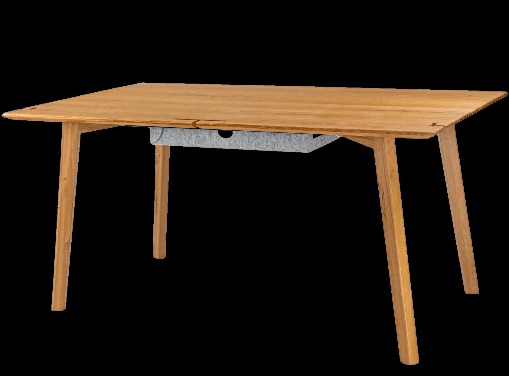 Schreibtisch aus Massivholz für ihr Home Office